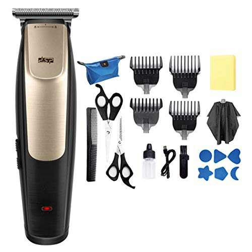 Professional Hair Clippers for Women & Men Cordless Kids Hair Trimmer Rechargeable Electric Hair Cutting Kit