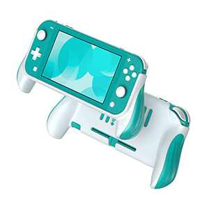 Azakio, Grip case for Nintendo Switch Lite,Ergonomic Nintendo Switch Lite Hand Grip, Accessories for Switch Lite (Green)