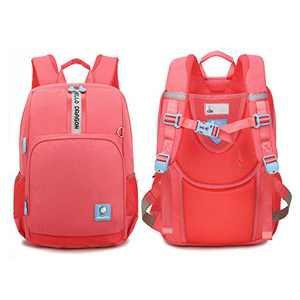 Tech School Backpack Teens Japanese Schoolbag, Lightweight Waterproof Weightless Student Backpack for Girls 9-13 Years Old