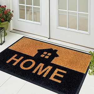Welcome Mats for Front Door Outdoor - Door Mat - Door Mats for Inside Entry - 30x18 Welcome Mat - Exclusive Front Door Mat - Entryway Rug - Outdoor Mat - Absorbing Doormat
