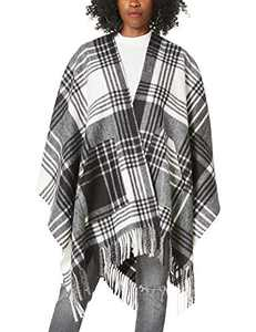 Beautiful Nomad Wrap Shawl Poncho Cape for Women Fall Winter