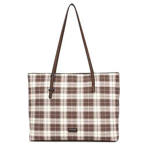 Women Shoulder Handbag Purse Top-Handle Hobo Roomy Casua Ladies' Shoulder Bag Fashion PU Tote Satchel Bag for Wome (A-K.EYRE#KL2266#33-560#3/F325#234BROWN/B)