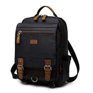Canvas Crossbody Bag For Work Backpack For Adult Shoulder Bags For Men Retro Messenger Bag