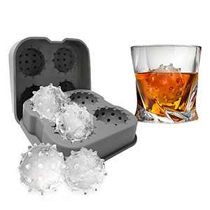 Novelty CO_VID Large Ice Cube Mold Tray | A Perfect Gift for the Man, Dad, Boyfriend, Brother, Colleague in Your Life | Keep Drinks Cool