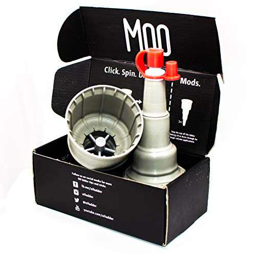 """OIL UDDER 3"""" W/Drain Kit 