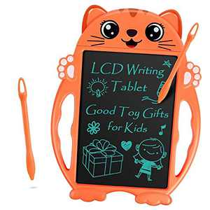 LCD Writing Tablet, Toys for 2 3 4 5 6 Years Old Boys and Girls, Stocking Stuffers for Kids, Drawing Doodle Board Toddler Toys Gifts for Girls and Boys as Educational Christmas Birthday Gifts