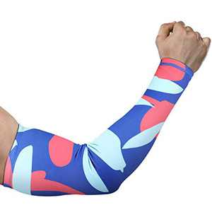 Arm Sleeves for Men & Women SHINYMOD Sun Protection Tattoo Cover Sleeve for Golfing Cycling Running