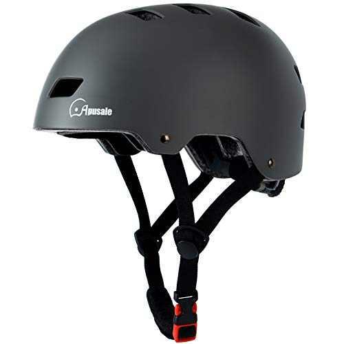 Adult Kids Bike Helmet,for Scooter Cycling Skateboard Multi-Sport,Adjustable Size for for Men Women,Youth Bicycle Helmet
