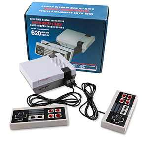 620 in 1 Classic Game Console, Retro Game Console, AV Mini TV Game Console ,AV Output NES Console, AV Mini Handheld Game