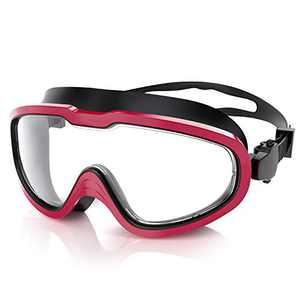 Greatever Swim Goggles Solid PC Frame Anti-Leak&Anti-Fog for Adult and Kids