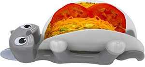 The Original TacoCat Taco Holder, Purr-fect Cat Tortilla Taco Holder Single Stainless Family Dinner