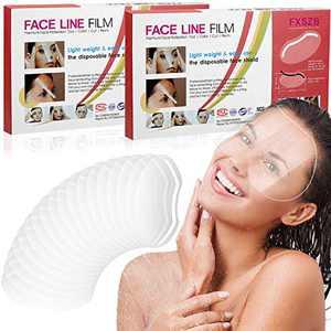 Plastic Eye Shield Transparent Hairspray Protective Makeup Shield Transparent Plastic Face Protection Visor Eyelash Aftercare Product for Hairspray Salon and Eyelash Extension Aftercare (100)