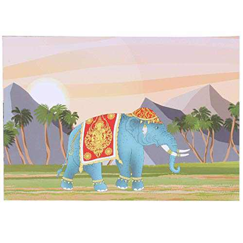 Elephant Jigsaw Puzzles for Adults 500 Piece Relaxed Games - Best Festival Gift