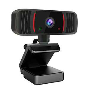 Webcam with Microphone for Desktop, Peteme 1080P HD Web Cameras for Computers with Plug and Play USB, Camera and Microphone for Zoom/Video Calling Recording/Gaming/Conferencing/Skype Streaming/Laptop