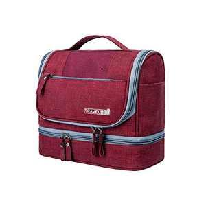 Hanging Travel Toiletry Bag Makeup Organizers Waterproof Cosmetic Bag Bathroom Shower Storage Bag Dop Kit for Men Women