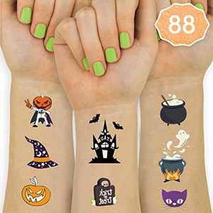 Temporary Tattoos for Kids 10 Sheets Kids Temporary Tattoos Luminous Fake Tattoos for Kids Glow in the Dark Tattoos for Girls and Boys Party Favor Supplies