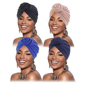 Women Turbans Headwraps for Women Ladies Head Wrap Hair Scarf Chemo Cap Hair Loss Hat
