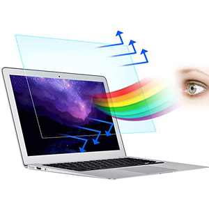 """2 Pack 11.6 Inch Laptop Screen Protector, Anti Blue Light & Glare Filter Film Eye Protection Blue Light Blocking Screen Protector for 11.6"""" with 16:9 Aspect Ratio Laptop"""
