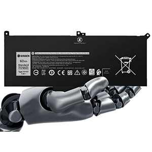 SINSEN 60Wh F3YGT Laptop Battery for Dell Latitude 12 7000 7280 7290/13 7000 7380 7390 P29S002/14 7000 7480 7490 P73G002 Series DM3WC DM6WC 2X39G KG7VF 451-BBYE 453-BBCF - High Performance