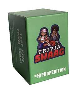 Trivia Swaag #HipHopEdition