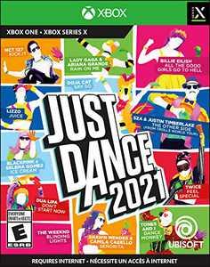 Just Dance 2021 Xbox Series X S, Xbox One