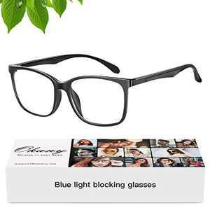 Blue Light Blocking Glasses Women Men Lightweight TR90 Eyeglasses Blue Light Glasses Computer Glasses for Women & Men