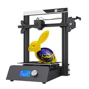 JGMAKER Magic Upgraded 3D Printer DIY Kits Fast Assemble Open Source with Metal Base Resume Printing Filament Sensor Function 220x220x250mm Print Easter Bunnies Kinder Eggs