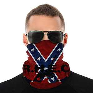 Mouth Face Covering Bandana,Upchurch Dust Wind Uv Protection Scarf Headwear Neck Gaiter Balaclava for Men