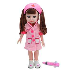 Baby Dolls for 3 4 5 6 7 8 Year Old Girls - 12 Inch Poseable Fashion Singing Doll Playset with Doll Clothes & Accessories,Best Toys Gift for Girls Kids Toddlers