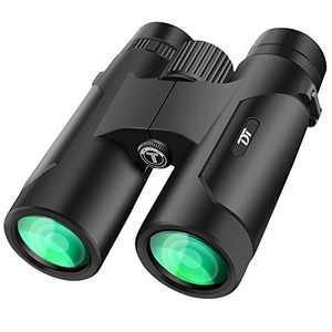 TDT 12x42 Binoculars for Adults,Lightweight Compact Binoculars for Bird Watching Hunting,Super Sharp and Clear,Large View,Easy Adjust and Focus