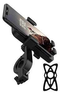 Bike Phone Mount Universal Cell Phone Holder for Bicycle Motorcycle Anti Shake Bike Accessories