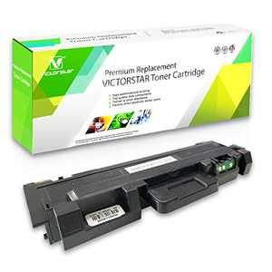 Remanufactured Toner Cartridge B205 B210 B215 Black High Capacity 3000 Pages 106R04347 VICTORSTAR for Xerox B210 Printer, B205 MFP, B215 MFP