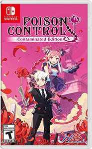 Poison Control: Contaminated Edition - Nintendo Switch