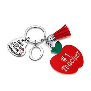 Teacher Appreciation Gifts for Women, Best Teacher Gifts O Teacher Keychain