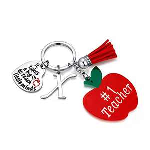 Teacher Appreciation Gifts for Women, Best Teacher Gifts X Teacher Keychain