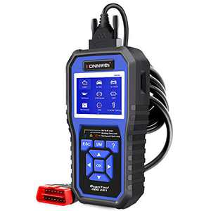 KONNWEI KW450 All System OBD2 Scanner with 9 Special Functions for VAG Vehicles Diagnosis Code Reader Oil SAS EPB TPS Reset Injector Coding DPF Lamp Adjust Suspension Scan Tool
