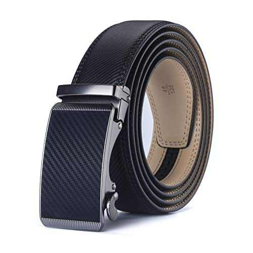Men's Belt,S SNAKE & KING Ratchet Belt Fashion,Casual,Suitable For Daily And Business Office…