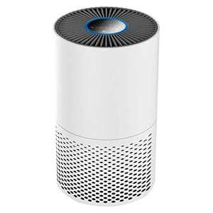 HEPA Air Purifier for Home with True HEPA Filter,4-Stage Filtration,3 Timing Functions Portable Air Purifier,Quiet Bedroom Air Cleaner for Dust,Odors,Pollutants,Remote Contrall,Auto Mode,Night Light