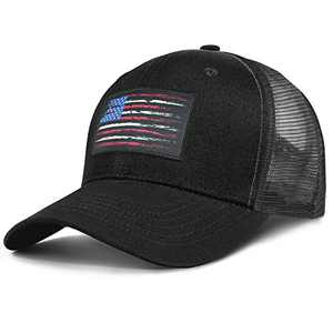 American Flag Trucker Hats - Patriot Tactical Hats for Men - Outdoor Snapback Pride Flag Baseball Caps