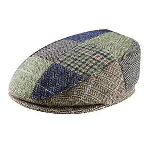 MIX BROWN Newsboy Hat