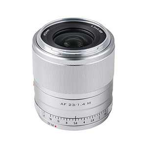 Viltrox 23mm F1.4 STM Autofocus Large Aperture APS-C Lens Compatible with Canon EOS-M Mount M10 M100 M3 M5 M50 M6 M60 II