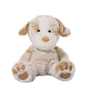 WILDREAM Dog Stuffed Animals Plush, 9.8 Inches
