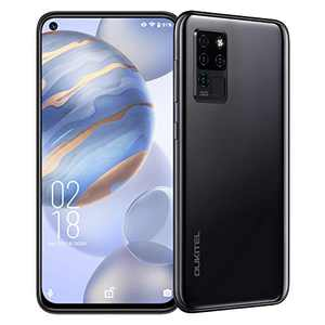 Unlocked Smartphone OUKITEL C21, 6.4 Inch FHD+ Screen, Octa-core 4GB+64GB Cell Phone, 20MP Front Camera, Android 10 Phone with 4000mAh Battery,Dual SIM 4G for AT&T Phone, Fingerprint/Face ID