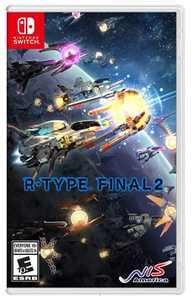 R-Type Final 2 Inaugural Flight Edition - Nintendo Switch