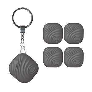 Key Finder - Nutale Findthing 4 Pack Smart Bluetooth Tracker Item Locator Bidirectional Alarm Finder Device for Keys Phone Wallet Pets and Remote Control