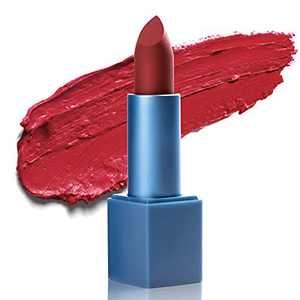 fast b. The Lipstick, Velvet Semi-Matte Finish, Burgundy Wine, 998, 1 Count, 3.5g