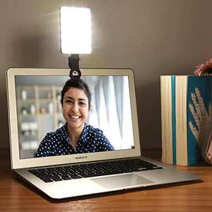 Zoom Lighting for Phone Computer, Video Conference Lighting for Remote Working, Zoom Call, Recording, Selfie Light
