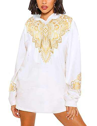 African Mens/Women Long Sleeve Shirt Metallic Printed Dashiki Hoodie Slim Fit Casual Mens Cardigan Shirt