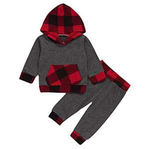 Newborn Cute Baby boy Onesie Outfits 1 2t Spring Coming Home Girl Pants Tops Set Size 3 4 5 6 7 8