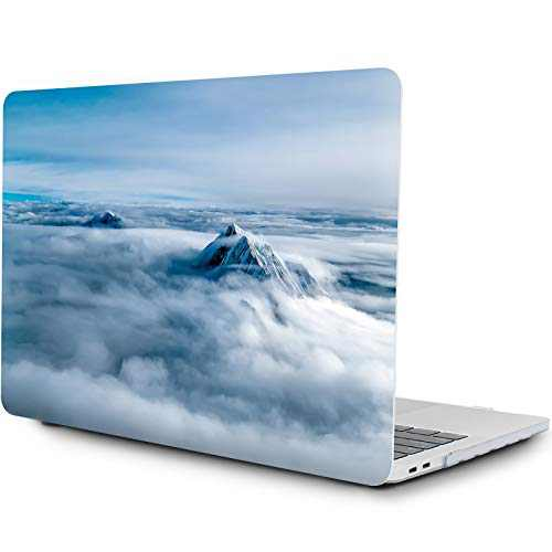 OneGET Laptop Case for MacBook Pro 13 Inch Case with Touch Bar 2020 Release A2251 A2289 MacBook Pro Cover for MacBook Pro 13 Inches Hard Shell(2020 A2289/A2251 Newest Pro 13'', S76)